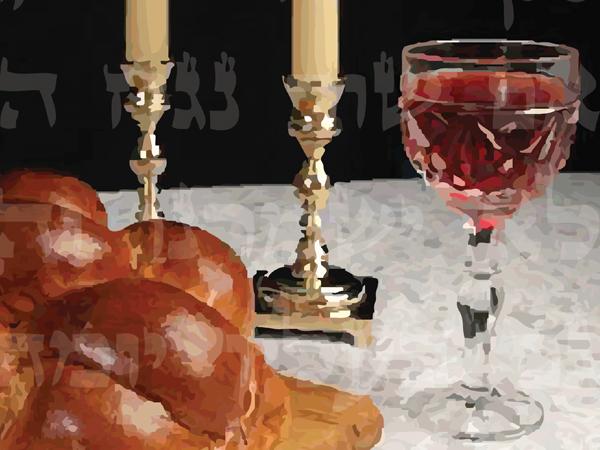 Die Shabbat Maaltyd